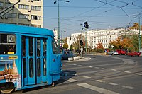Sarajevo Tram-263 Line-3 2011-10-31.jpg
