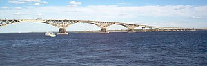 Saratov (Russia) Bridge.jpg