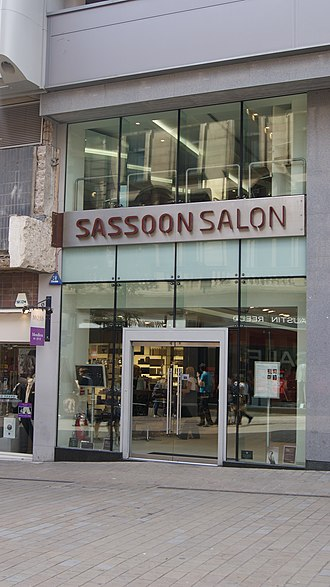 Vidal Sassoon - Sassoon Salon, Leeds