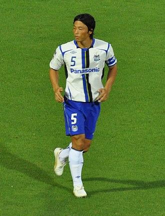 Satoshi Yamaguchi (footballer, born 1978) - Image: Satoshi Yamaguchi