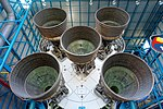 Saturn V rocket - Kennedy Space Center - Cape Canaveral, Florida - DSC02787.jpg
