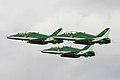 Saudi Hawks 3 ship depart RIAT (6778795981).jpg