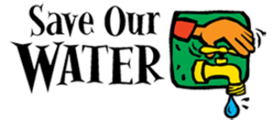 2011–17 California drought - Logo of the Save Our Water campaign