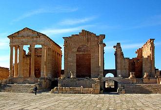 Kasserine Governorate - Image: Sbeitla 05