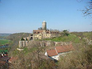 Schönburg family - Schönburg (Saale) Castle