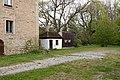 Scheinfeld, Schwarzenberg, südöstliches Gartenhaus am Gasthof 20170423 001.jpg
