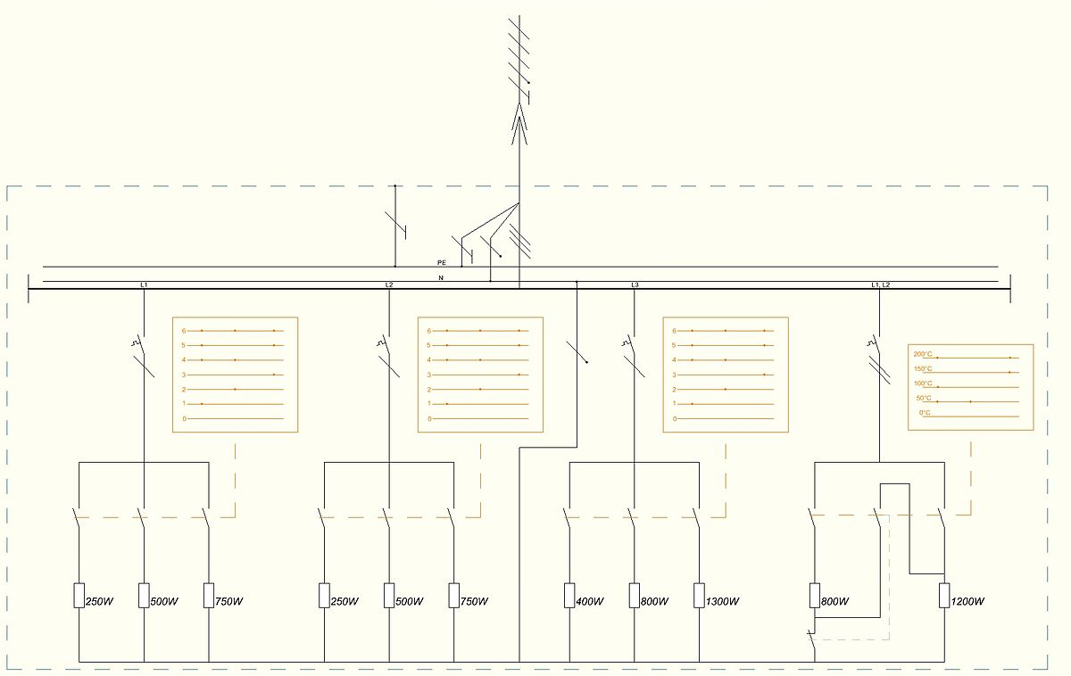 File Schematic Wiring Diagram Of Electrical Stove Jpg Wikimedia Commons