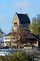 Schloss, Schule und 'Schlossgärtnerei' in Uster, Ansicht vom Buchhaldenweg 2012-11-14 13-48-52 ShiftN.jpg