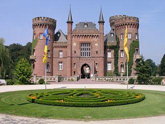 Ernst Friedrich Zwirner - Castle Moyland