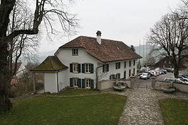 Schlosswil - The Amtshaus of Wil Castle