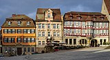 Schwäbisch Hall - Altstadt - Am Markt 9-11 - Ansicht mit Gewitterlicht.jpg