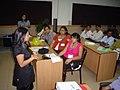 Science Career Ladder Workshop - Indo-US Exchange Programme - Science City - Kolkata 2008-09-17 055.jpeg