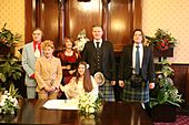 scotland dating and marriage customs