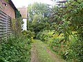 Scotsgrove Mill garden path - geograph.org.uk - 530508.jpg