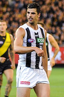 Scott Pendlebury Australian rules footballer