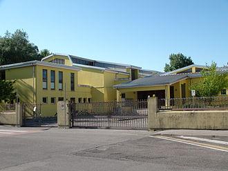 Secondary education in Italy - A scuola secondaria di primo grado (aka scuola media), in Suzzara.