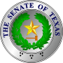Seal of State Senate of Texas.svg