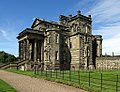 Seaton Delaval Hall - south-east aspect (geograph 5614584).jpg