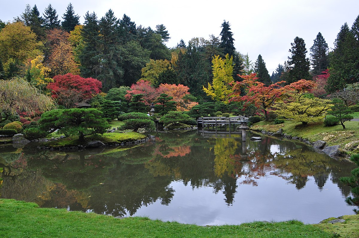 seattle japanese garden wikipedia
