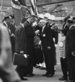 Seattle Mayor Braman greeting President Johnson at Sea-Tac Airport, 1966 - cropped.png
