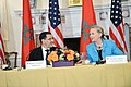 Secretary Clinton Delivers Remarks With Moroccan Foreign Minister Al-Othmani (7983843810).jpg