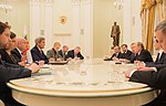 Secretary Kerry Meets With Russian President Putin and Russian Foreign Minister Lavrov to Discuss Syria and Ukraine in (25736650640).jpg