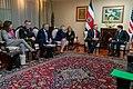 Secretary Pompeo Meets with Costa Rican President Alvarado and Foreign Minister Ventura (49430649521).jpg
