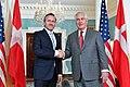 Secretary Tillerson and Danish Foreign Minister Samuelsen Address Reporters in Washington (39075891355).jpg