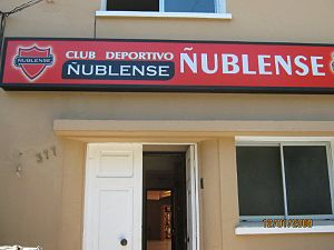 Ñublense - Image: Sede ñublense