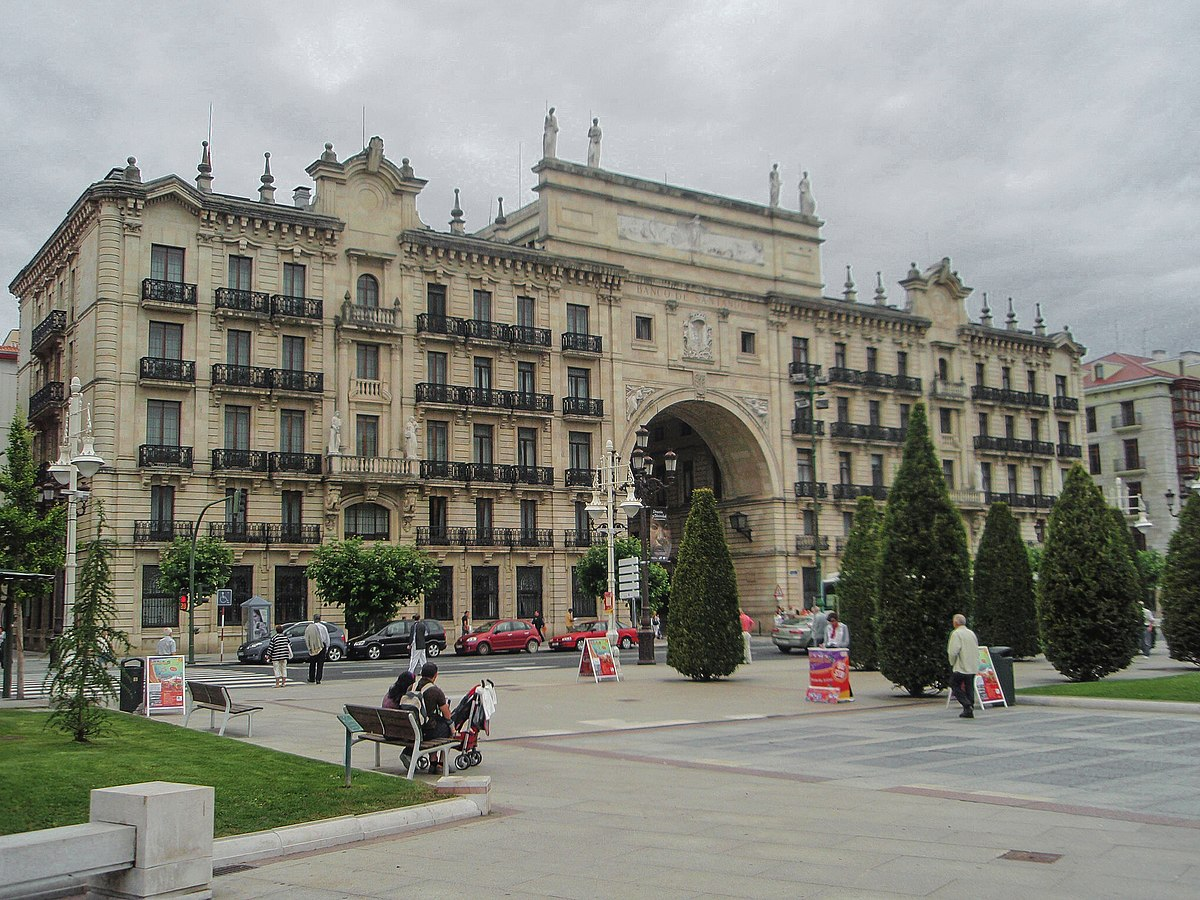 Edificio Banco de Santander - Wikipedia, la enciclopedia libre