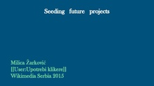 Seeding future projects.pdf