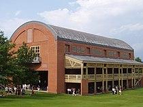 Seiji Ozawa Hall (exterior), Tanglewood, Lenox, Massachusetts.JPG