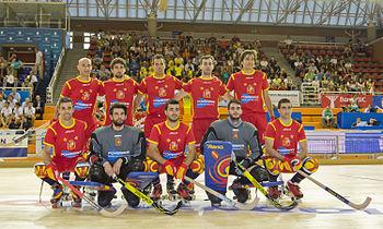 Spanien Eishockey