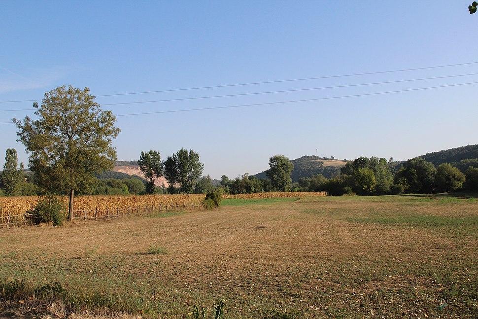 Selo Veselinovac - opština Valjevo - zapadna Srbija - panorama 7