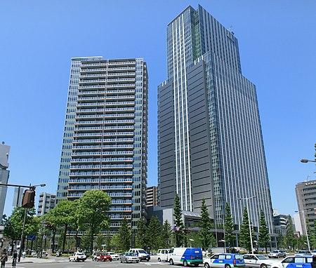 仙台トラストシティみたいな。