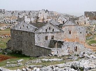Dead Cities - View of Serjilla