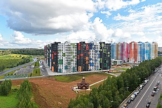 Severny District, Moscow District in Moscow, Russia