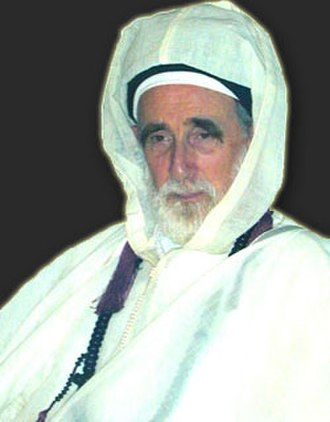 Abdalqadir as-Sufi - Image: Shaykh Abdalqadir as Sufi