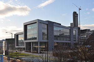 Sheffield City Centre - Sheffield Digital Campus