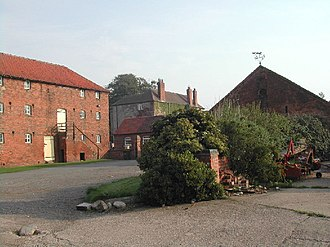 Shelford Priory - Shelford Manor Farm