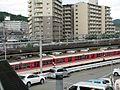 Shintetsu Sanda Station - panoramio (6).jpg