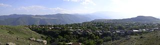 Shinuhayr village and Vorotan canyon view - panoramio.jpg