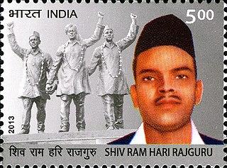 Shivaram Rajguru Indian revolutionist