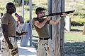 Shotgun practice at Guantanamo, 2011-01-27 -a.jpg