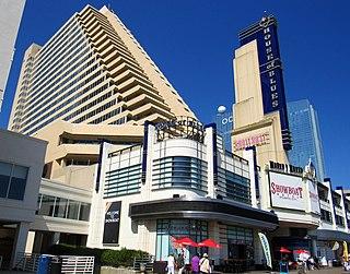 Showboat Atlantic City Hotel and casino in Atlantic City, New Jersey