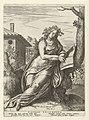Sibille van Erythrae Sibylla Erythraea (titel op object) Sibillen (serietitel), RP-P-OB-6622.jpg