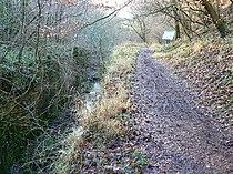 Siccaridge Wood Upper Lock (3), Thames and Severn canal, near Frampton Mansell - geograph.org.uk - 1133971.jpg