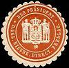 Siegelmarke Der Präsident der Königlichen Eisenbahn Direction Breslau W0229478.jpg