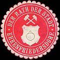 Siegelmarke Der Rath der Stadt Ehrenfriedersdorf W0309874.jpg