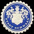 Siegelmarke Stadt Schwaan W0239593.jpg